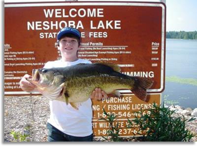 Neshoba Lake Mississippi Largemouth Bass
