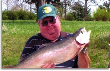 Seo missy 39 s caney fork rainbow trout for Trout fishing in kansas