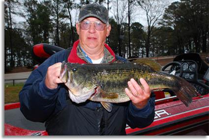 Seo lake fork texas largemouth bass for Caddo lake fishing report