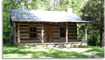 Liberty Hill School   Fall Creek Falls State Park